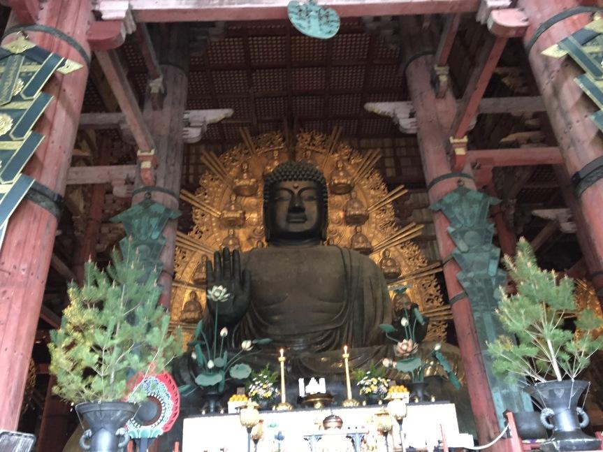 The Great Buddha ofNara!