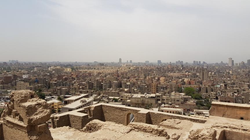 Crusty Cairo!