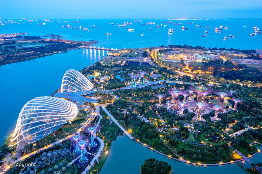 The Gardens by theBay!